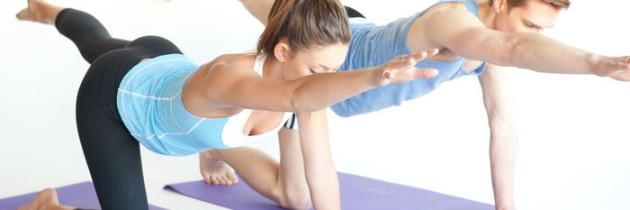 Pilates: Classic/Inferno/POP classes